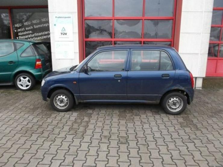 Daihatsu Cuore GL-1 Besitz-Scheckheft-5 türig