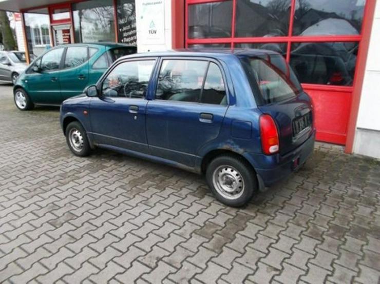 Bild 4: Daihatsu Cuore GL-1 Besitz-Scheckheft-5 türig