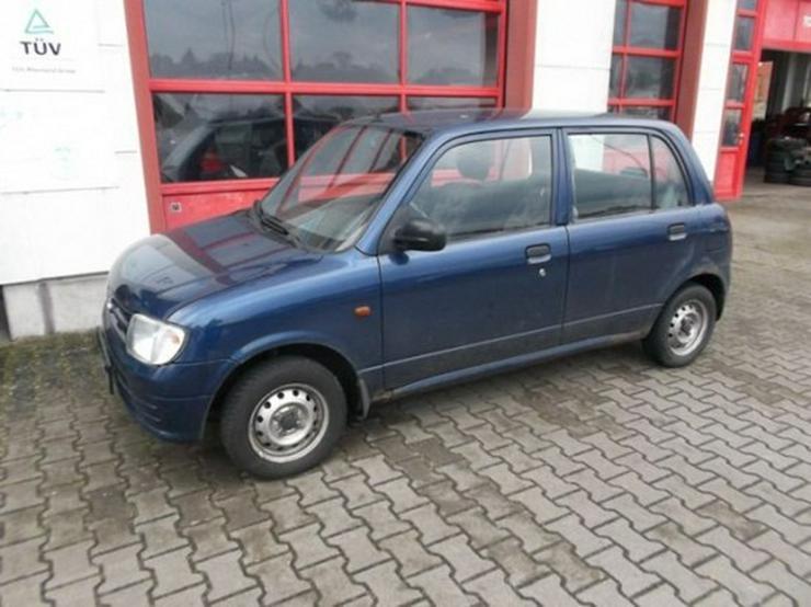 Bild 3: Daihatsu Cuore GL-1 Besitz-Scheckheft-5 türig