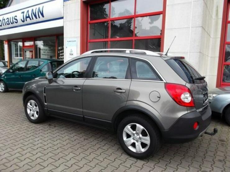 Bild 5: Opel Antara 2.0 CDTI Automatik 4x4 Edition-PDC-AHZV