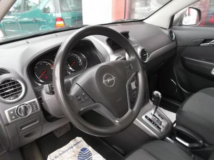 Bild 6: Opel Antara 2.0 CDTI Automatik 4x4 Edition-PDC-AHZV