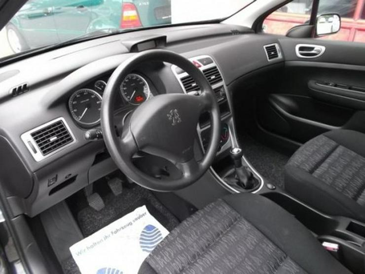 Bild 6: Peugeot 307 90 Grand Filou Cool-Klimaanlage-Scheckheft