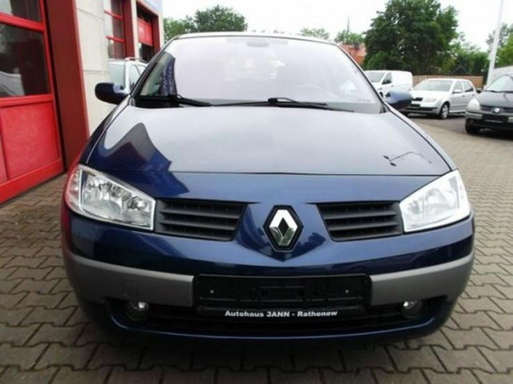 Renault Megane 1.6 Confort Dynamique-Klimaautomatik   - Megane - Bild 1