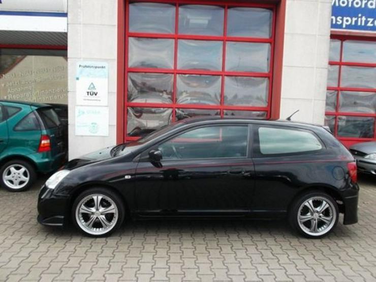 Bild 5: Honda Civic 1.4i LS-1Besitz-Klima-Spoiler-Sportauspuff