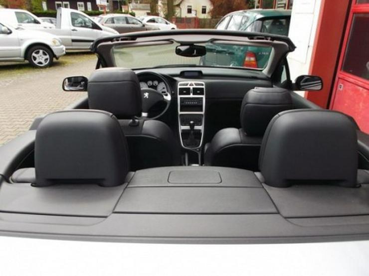 Peugeot 307 CC 140 JBL-1 Besitz-Leder-Nettopr. 7.000,-?