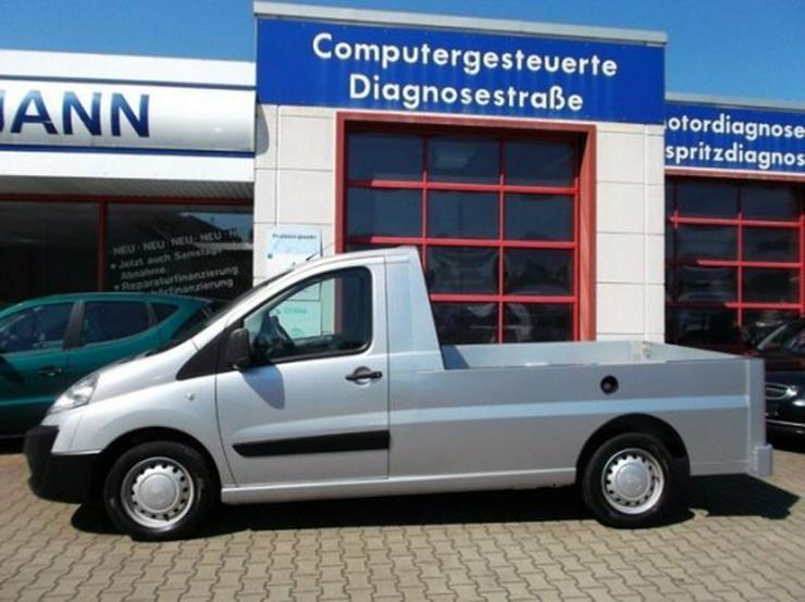 Bild 4: Peugeot Expert L2-Pickup-UNIKAT-Klima-958 km-NP.33200,-?