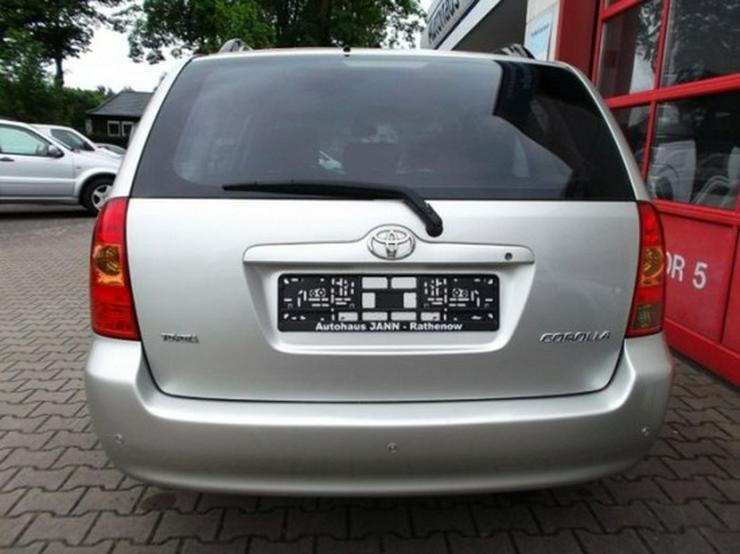Bild 6: Toyota Corolla 1.6 VVT-i Combi Automatik Sol-Shz-PDC