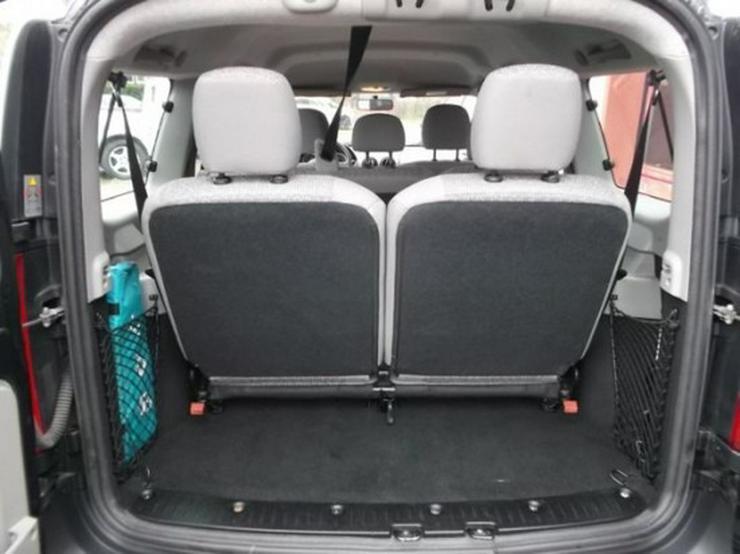 Dacia Logan MCV 1.6 16V Laureate-7 Sitzer-105 PS-Kilma