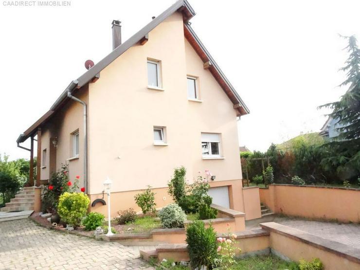 Bild 3: Einfamilienhaus im Elsass 10 Min von Neuenburg - 15 Min von Basel und Weil