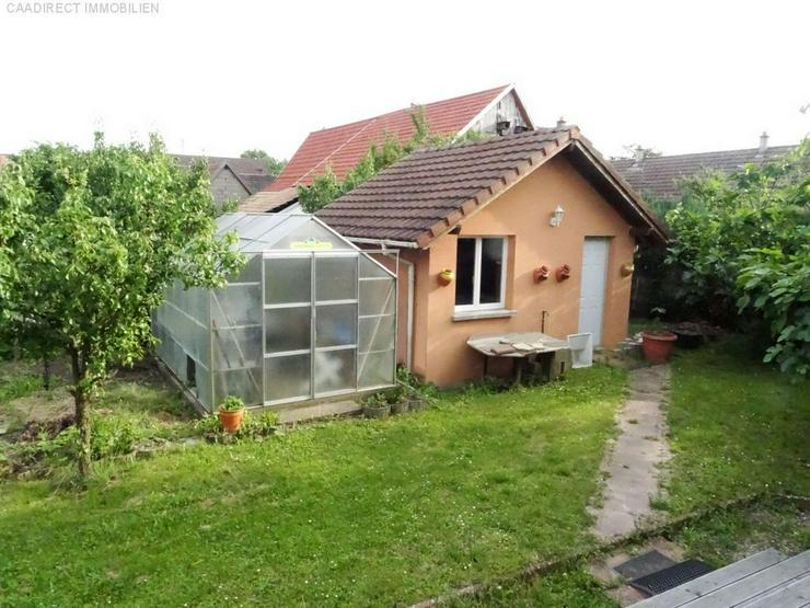 Bild 10: Einfamilienhaus im Elsass 10 Min von Neuenburg - 15 Min von Basel und Weil