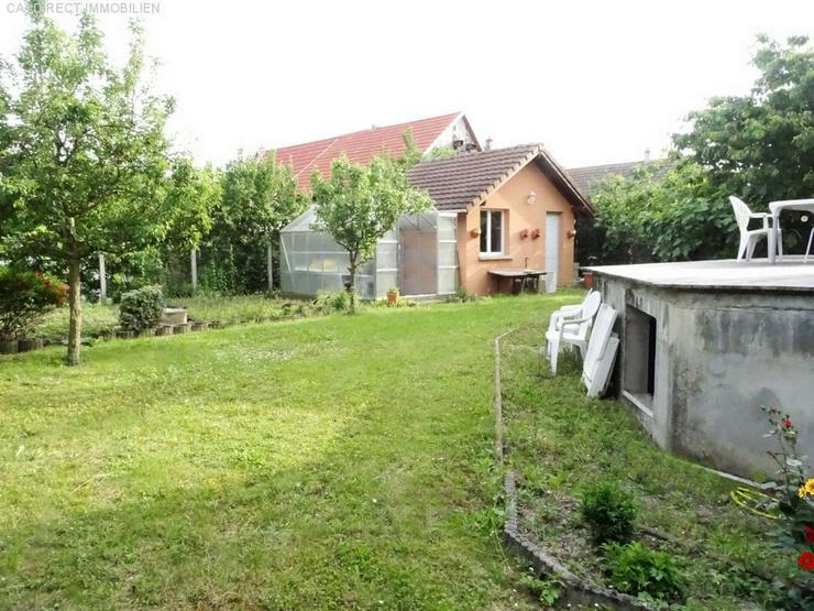 Bild 7: Einfamilienhaus im Elsass 10 Min von Neuenburg - 15 Min von Basel und Weil