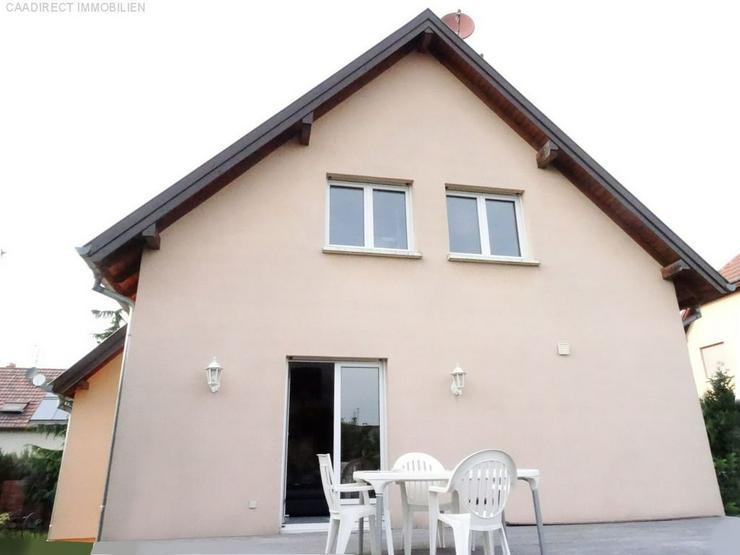 Bild 6: Einfamilienhaus im Elsass 10 Min von Neuenburg - 15 Min von Basel und Weil