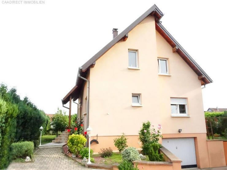 Bild 1: Einfamilienhaus im Elsass 10 Min von Neuenburg - 15 Min von Basel und Weil