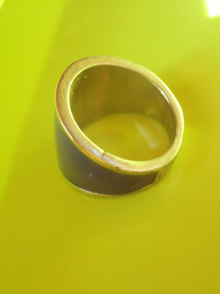 lila-silberner Ring (auch zu verschicken)