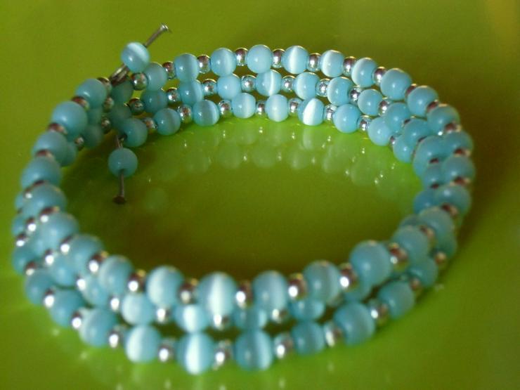 blaues Armband (neu)
