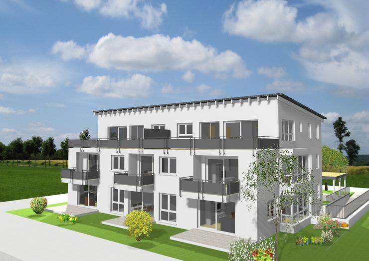 Bild 2: Neubau-Wohnung mit 3,5 Zi, EG, Rottenburg a.N.
