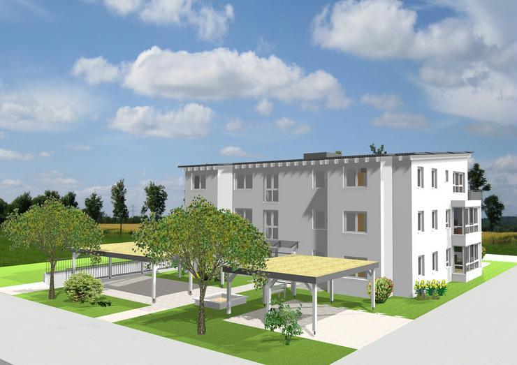 Bild 4: Neubau-Wohnung mit 3,5 Zi, EG, Rottenburg a.N.