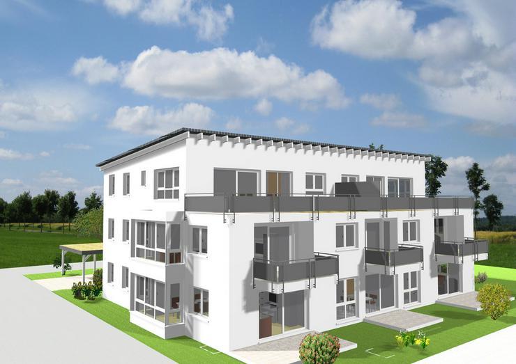 Neubau-Wohnung mit 3,5 Zi, EG, Rottenburg a.N. - Wohnung kaufen - Bild 1
