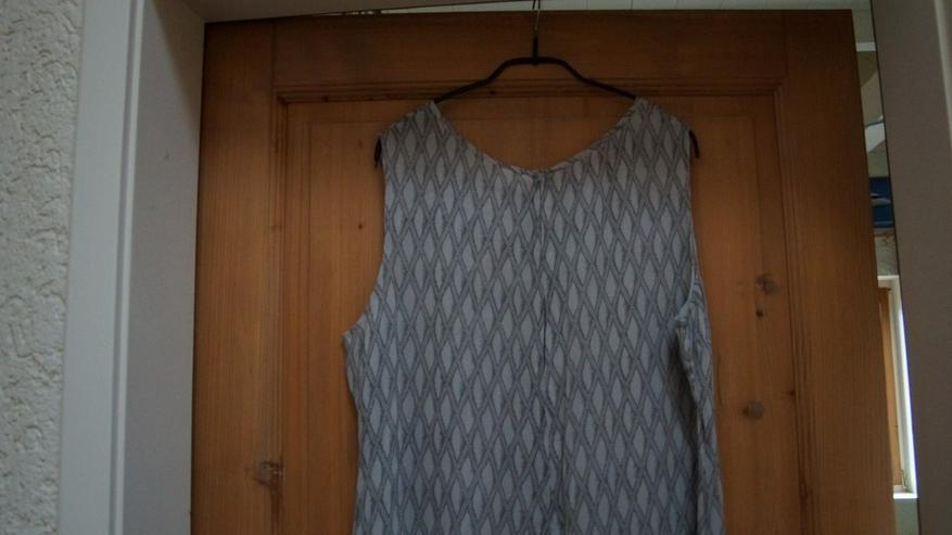Bild 4: Kleid, Gr. XL, beige-grau, Usha, neu