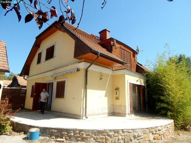 Bild 3: Wohnhaus auf dem Lande
