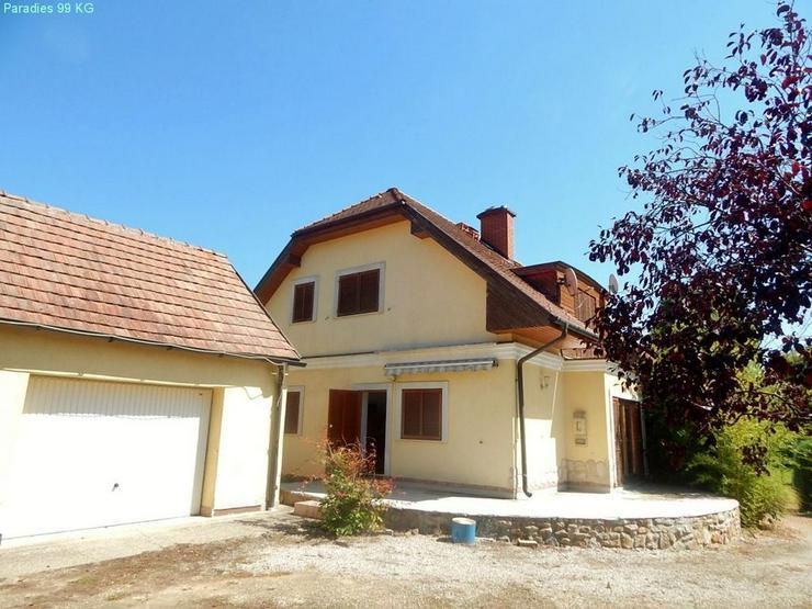 Bild 2: Wohnhaus auf dem Lande