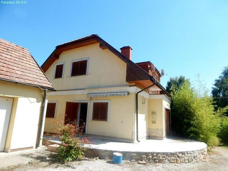Bild 4: Wohnhaus auf dem Lande