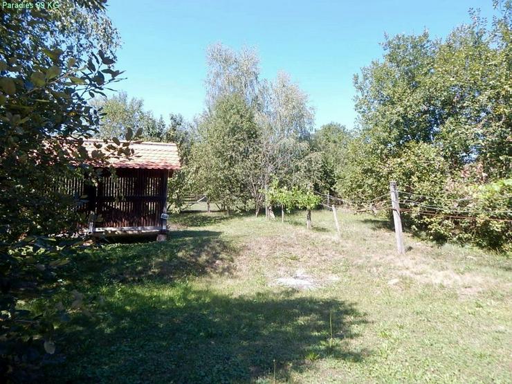 Wohnhaus auf dem Lande