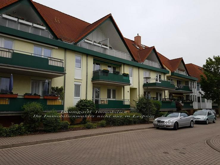 """Bild 3: KAPITALANLAGE - 2 Zimmer-Eigentumswohnung """" Am Zoopark"""" in einer ruhig gelegenen Wohnanlag..."""