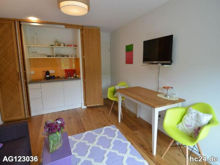 Bild 2: Stilvolles, möbliertes Apartment in Inzlingen, befristet