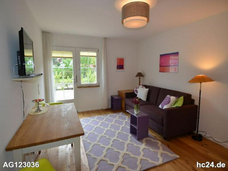 Bild 4: Stilvolles, möbliertes Apartment in Inzlingen, befristet