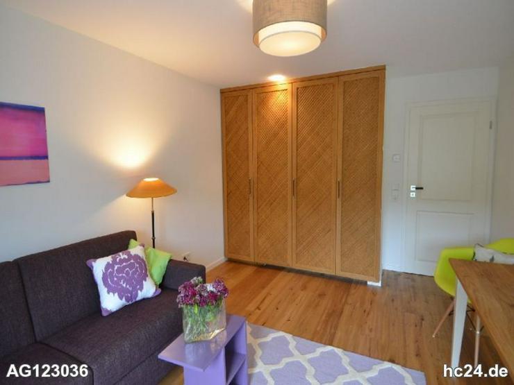 Bild 3: Stilvolles, möbliertes Apartment in Inzlingen, befristet