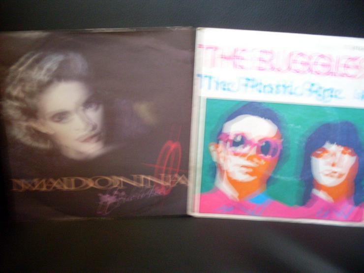 SINGLES -2 STÜCK ist 1 PREIS- - LPs & Schallplatten - Bild 1