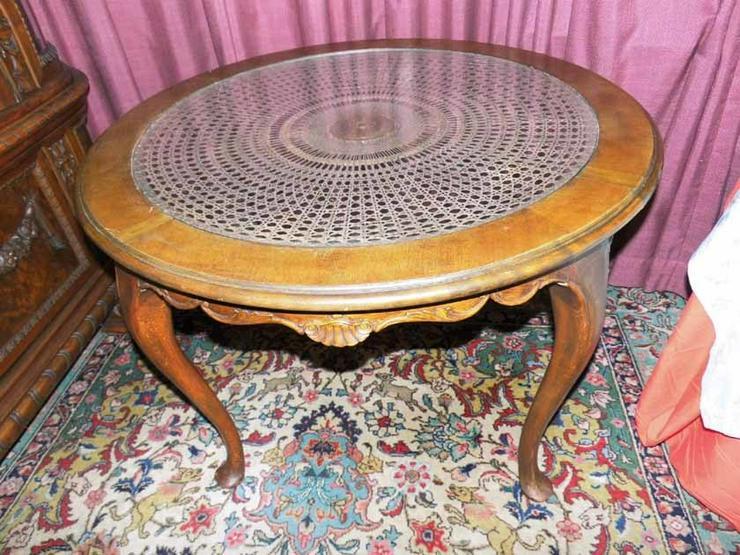 runder antiker chippendale tisch wiener kor in zeuthen brandenburg auf. Black Bedroom Furniture Sets. Home Design Ideas