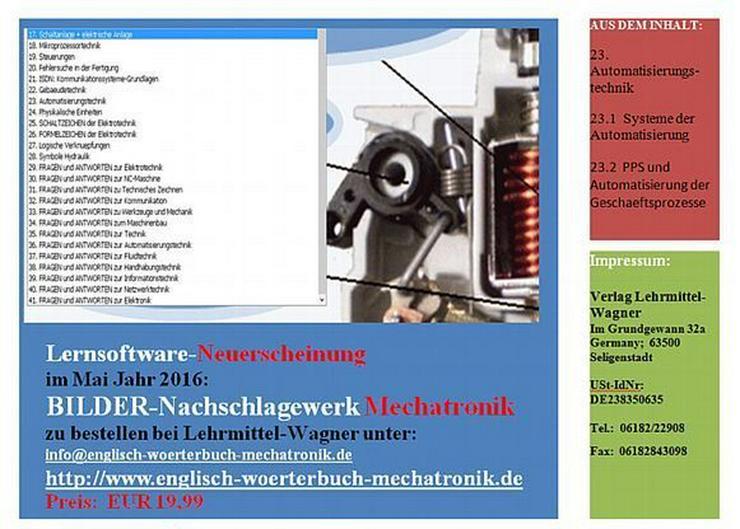 Mechatronik Weiterbildung: mit Fotos ueben