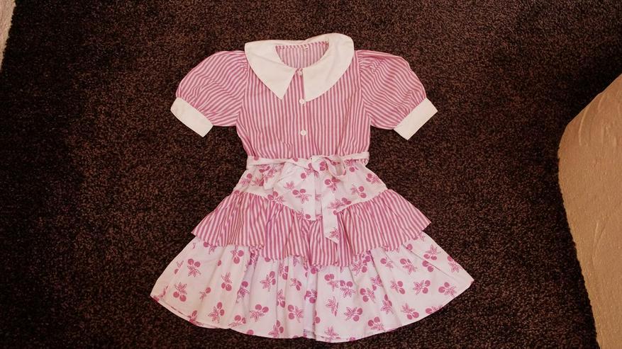 Kleid, Gr. 116, Barbie-Style, neu