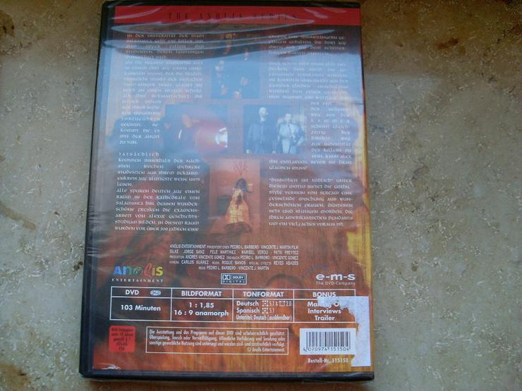 Bild 2: Black Serenade DVD OVP NEU Scream Spanien