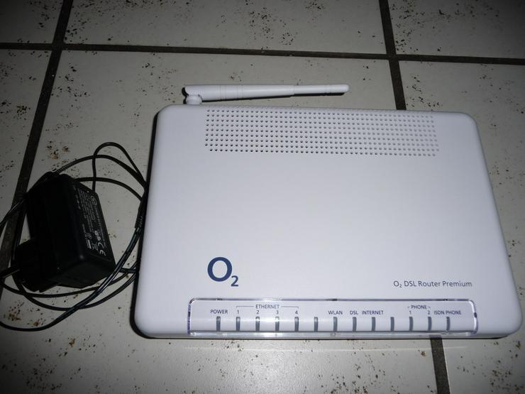 ZyXEL O2 DSL Router Premium - Weitere - Bild 1