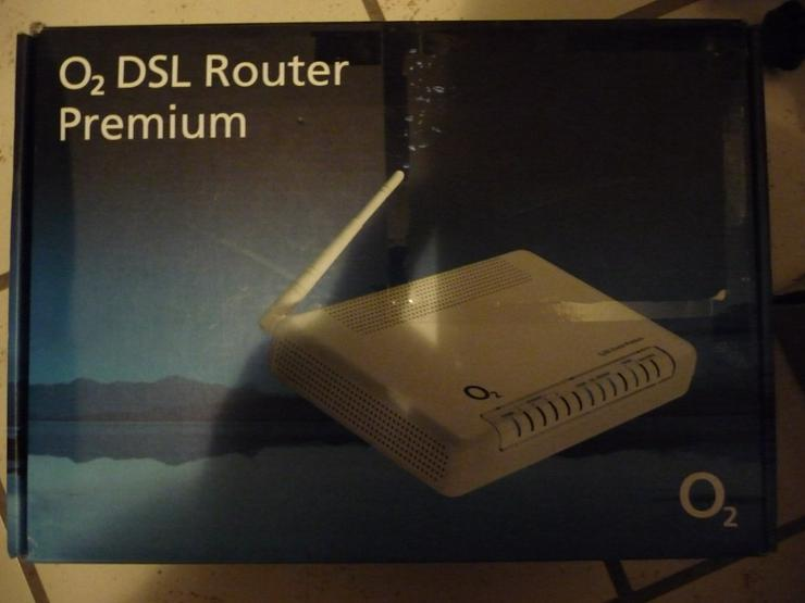 Bild 3: ZyXEL O2 DSL Router Premium