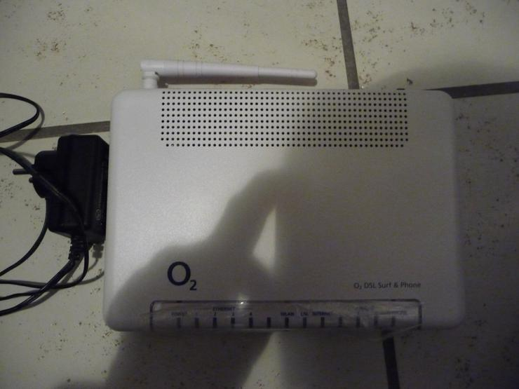 ZyXEL O2 DSL Surf & Phone - Weitere - Bild 1