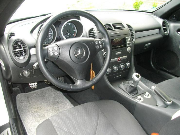 Bild 6: Mercedes-Benz SLK-Klasse