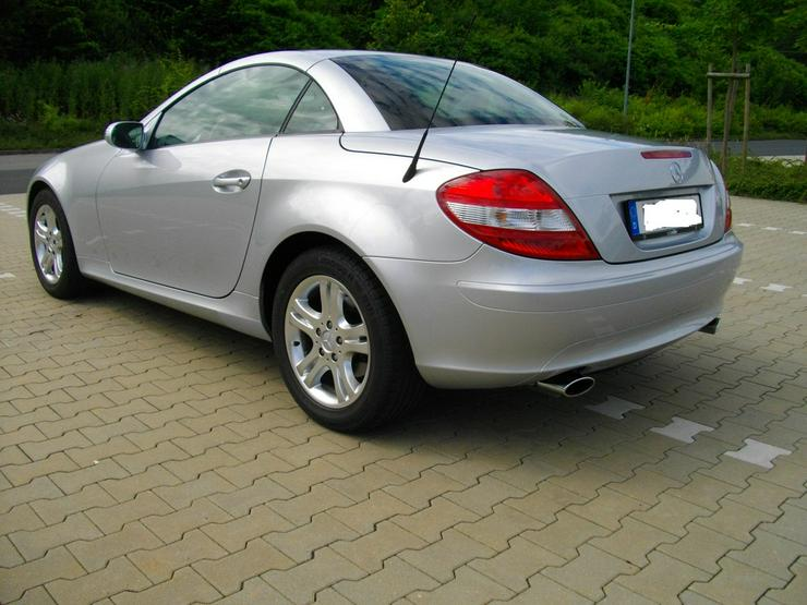 Bild 5: Mercedes-Benz SLK-Klasse