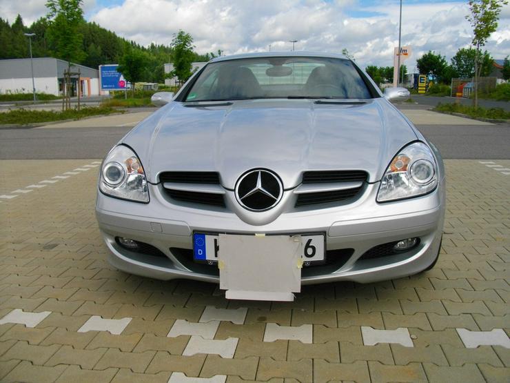 Bild 2: Mercedes-Benz SLK-Klasse