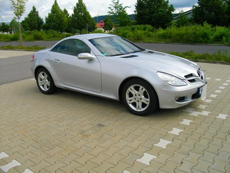 Bild 3: Mercedes-Benz SLK-Klasse