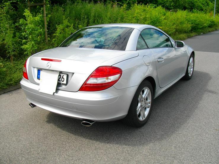 Bild 4: Mercedes-Benz SLK-Klasse