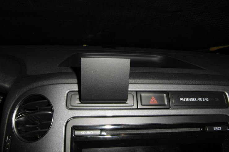 Navihalterung VW Tiguan Golf Plus Golf Sportvan