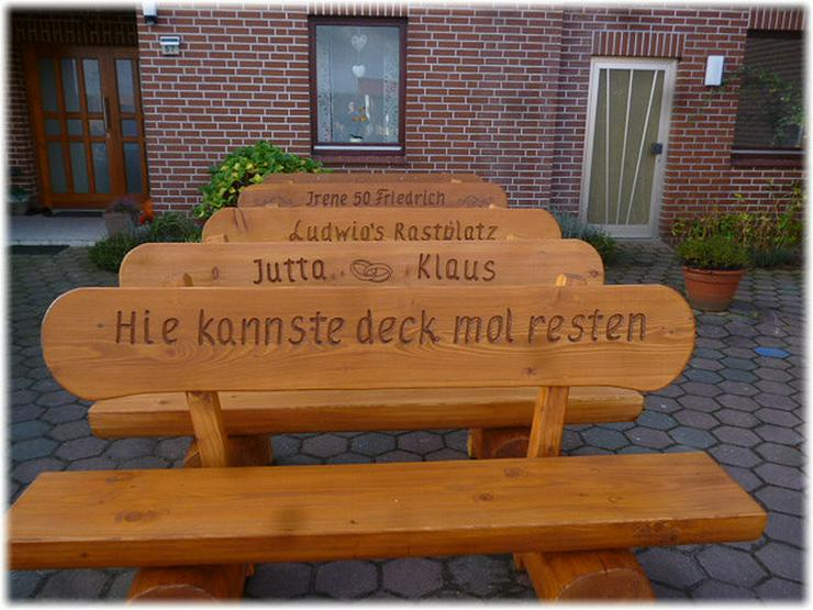 Hollywoodschaukel Schaukel Gartenmöbelholz In Steyerberg