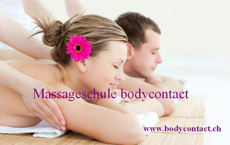 Massageseminar: Wellnessmasseur/in