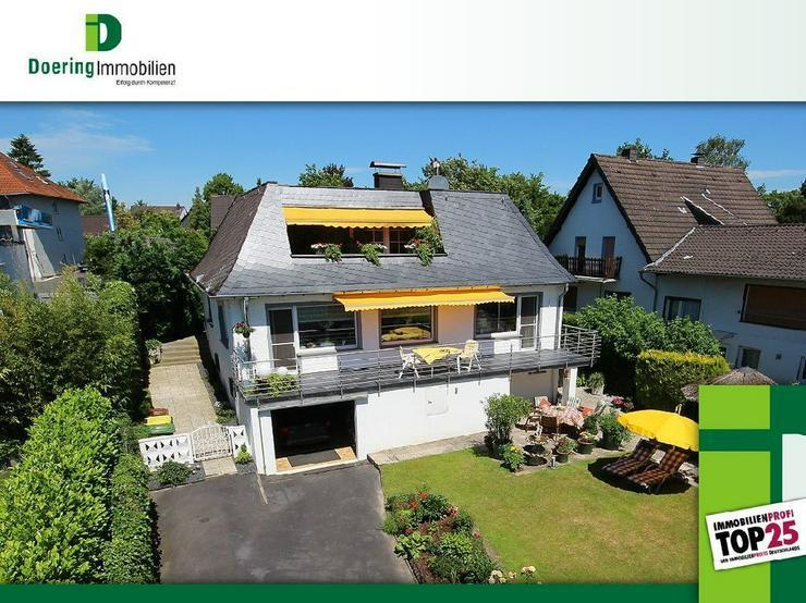 Bild 2: Herrschaftliche Villa mit 2 Gartengrundstücken.