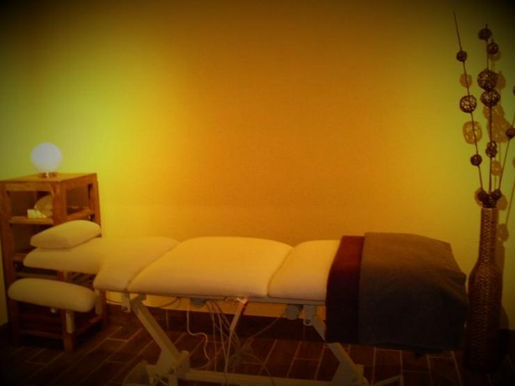 Bild 2: Praxis- und Therapieräume