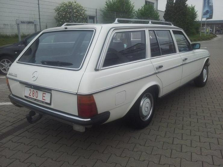 MERCEDES-BENZ 280 TE H-Kennz. W123 in Bestzustand, Rarität !
